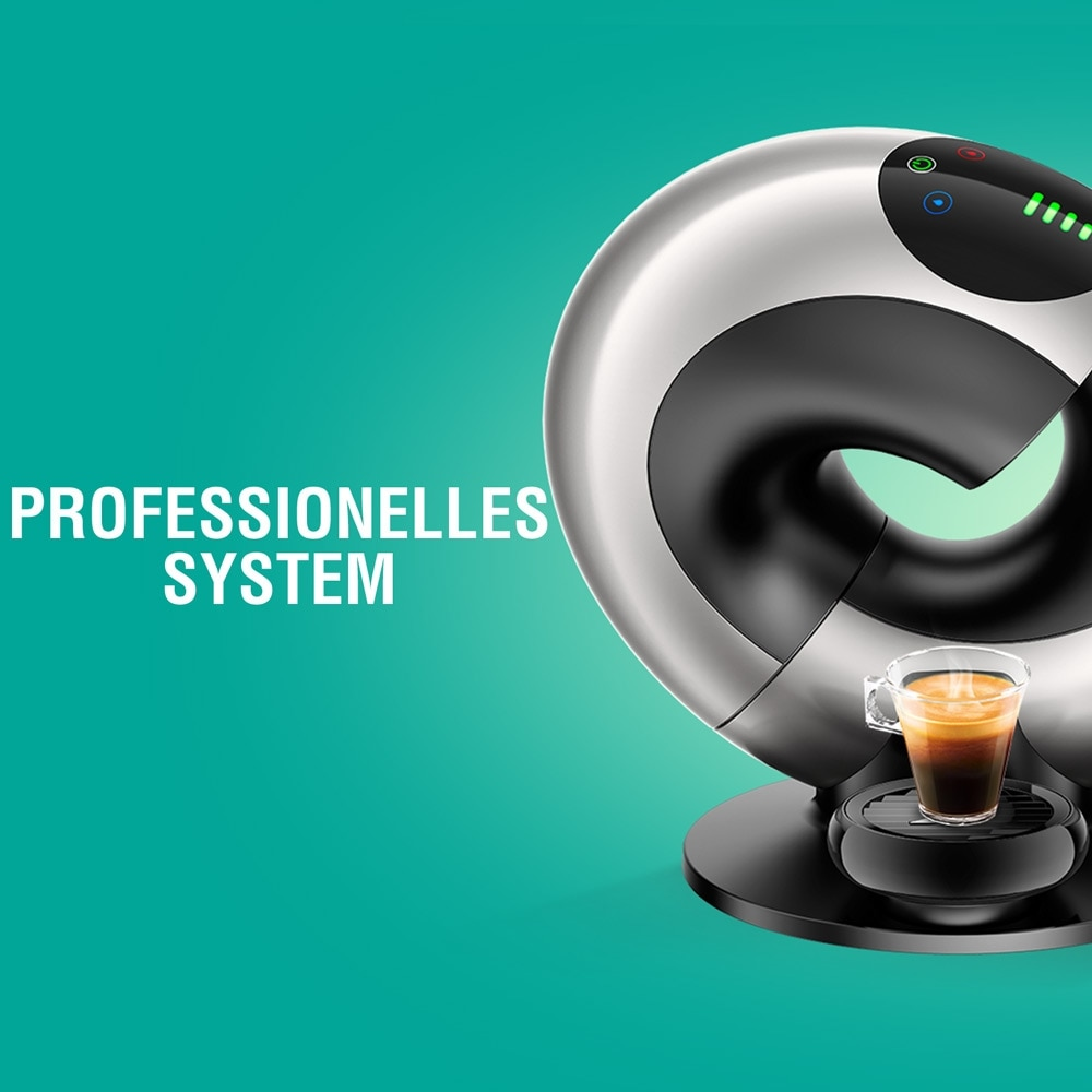 caf au lait 16 kapseln nescaf dolce gusto. Black Bedroom Furniture Sets. Home Design Ideas