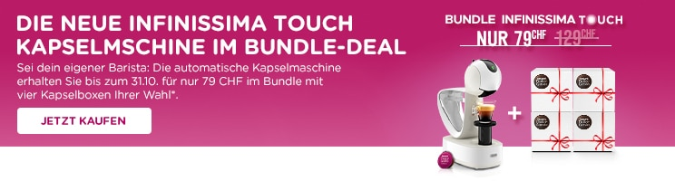Infinissima Touch Bundle