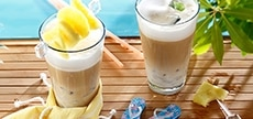 Cappuccino Ice Cocktail