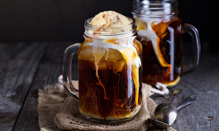 Cold Brew Eiskaffee